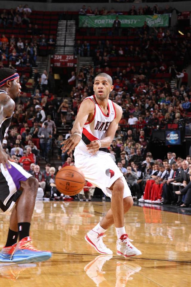 Blazers cruise to 104-91 win over Kings
