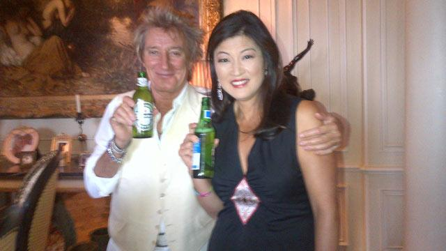 Rod Stewart on His Hair and That Nasty Rumor