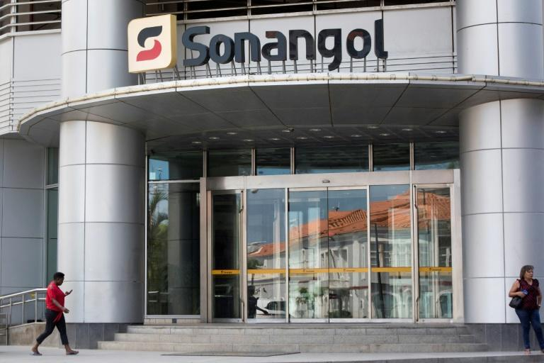 Isabel dos Santos was appointed head of the state oil company Sonangol in 2016 (AFP Photo/Rodger BOSCH)