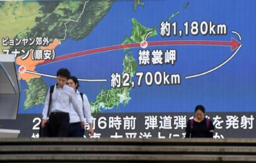 North Korea's missile launch: Why Japan?