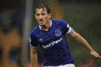 <p>Everton's left back may be fading from view, but he is doing so spookily. </p>
