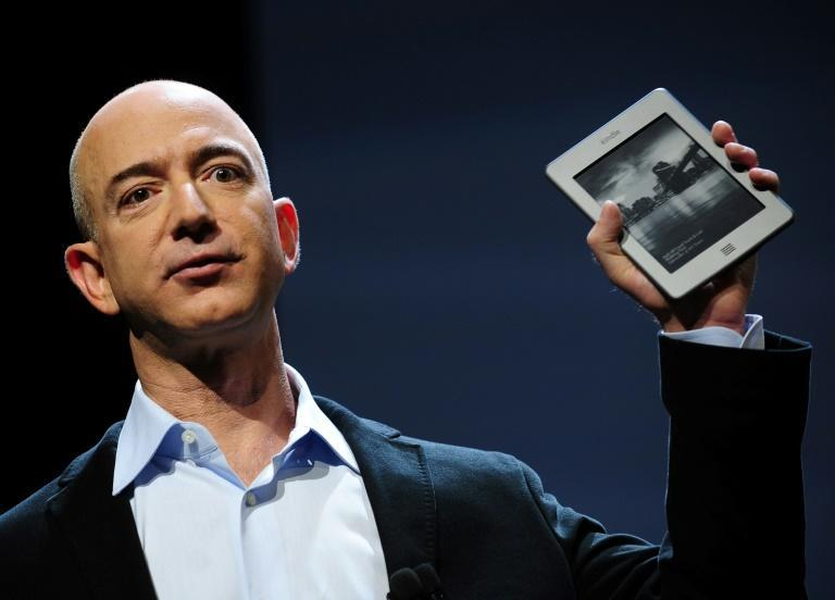 Amazon's Jeff Bezos is the latest tycoon to step down from the day-to-day running of his company to pursue his 'passions'