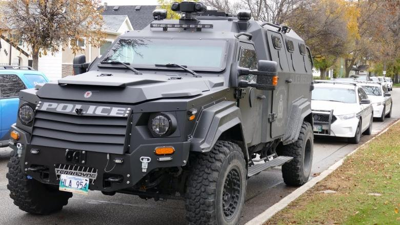 Armoured police vehicles: Fredericton spends $350K, Miramichi  $2