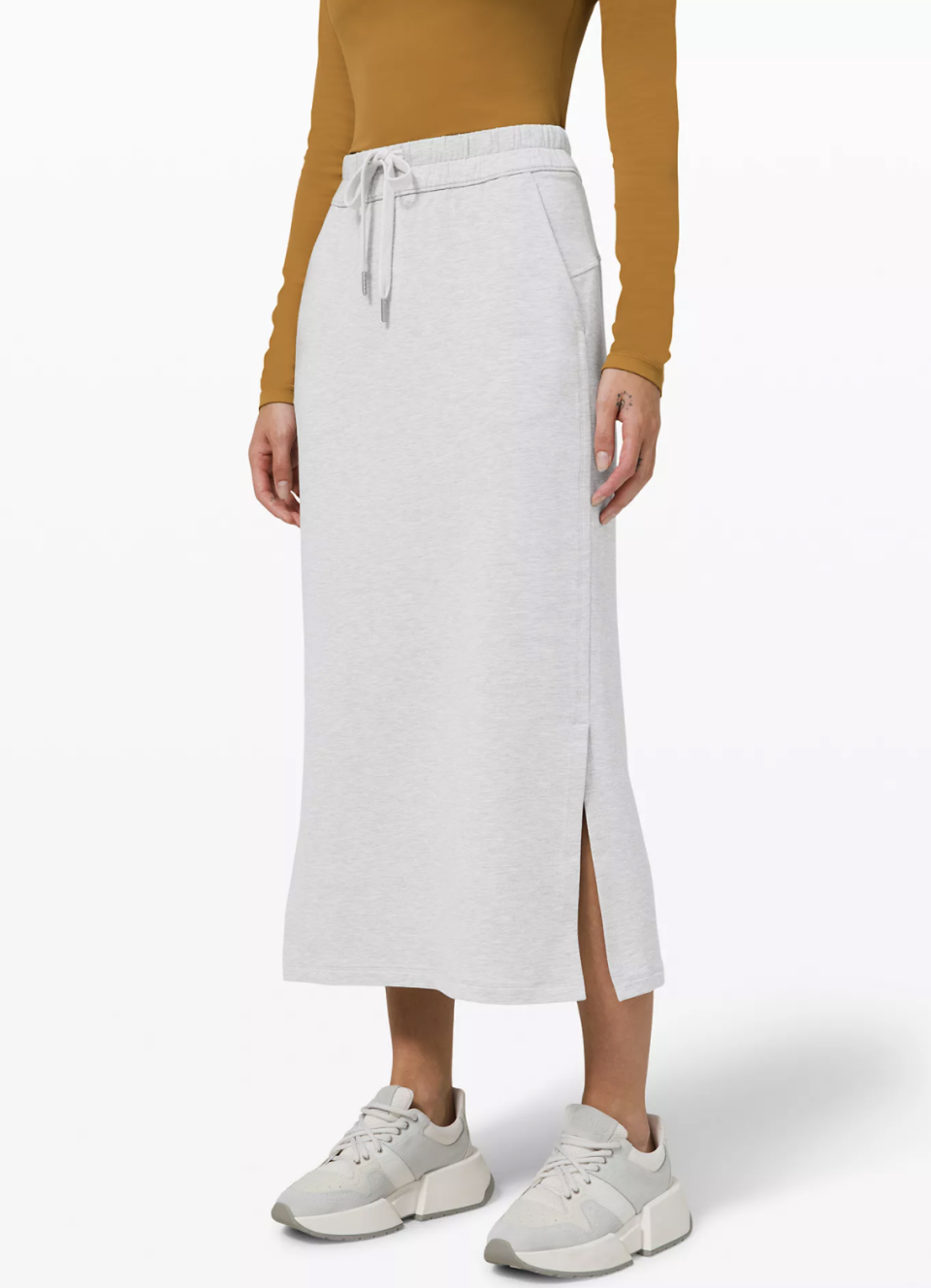 Bound to Bliss Skirt - Lululemon, $64 (originally $88)