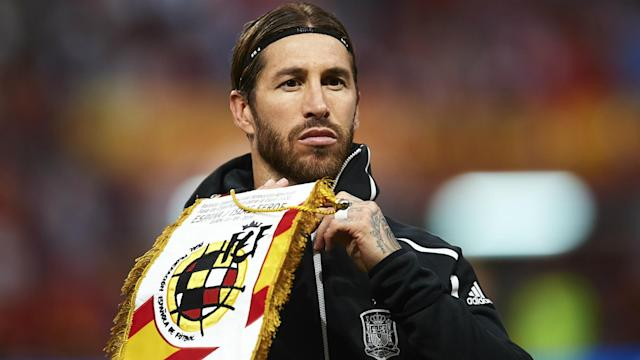 Goalkeeper Iker Casillas held the record of most appearances for Spain, but Sergio Ramos has now moved beyond him, on to 168.