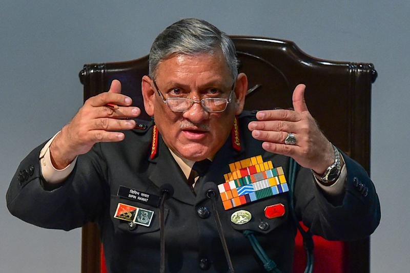 Got to Know I Was CDS From TV News, Rajnath Singh's Call Confirmed it, Says Gen Bipin Rawat