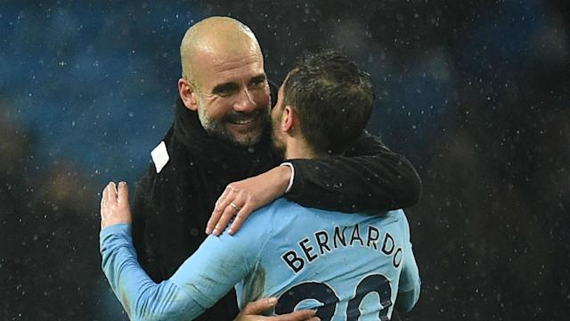 The former Madrid man believes the reigning European champs have the quality to stop Pep Guardiola's side and win the title for a third straight year