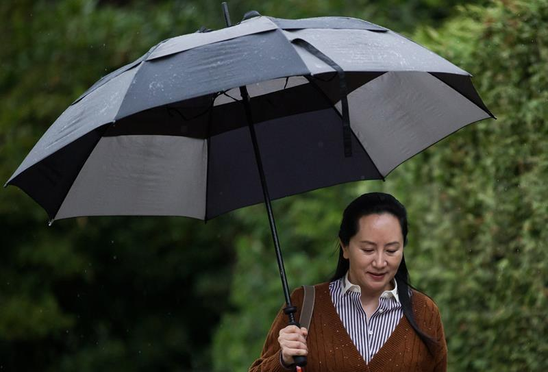 Huawei's Meng 'no longer fears unknown' despite 'torment, struggle' of last year
