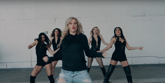 "YouTube star Nicole Arbour received backlash over her ""Women's Edit"" of Childish Gambino's hit song ""This Is America."" (Photo: YouTube/Nicole Arbour)"