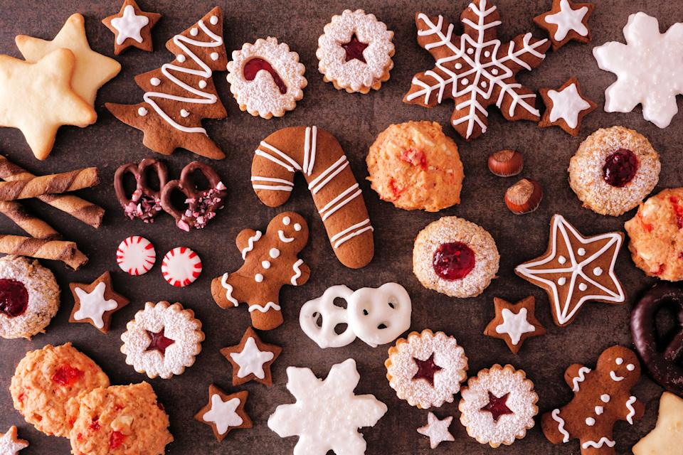 A bake-off with those you live with  is a safe and celebratory  activity this year. (Photo: Getty Images)