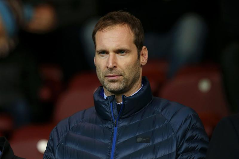 Technical and performance advisor Petr Cech's influence has grown at ChelseaGetty