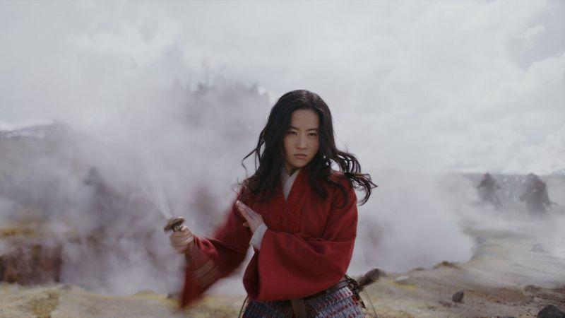PHOTO: (Screenshot of 'Mulan')