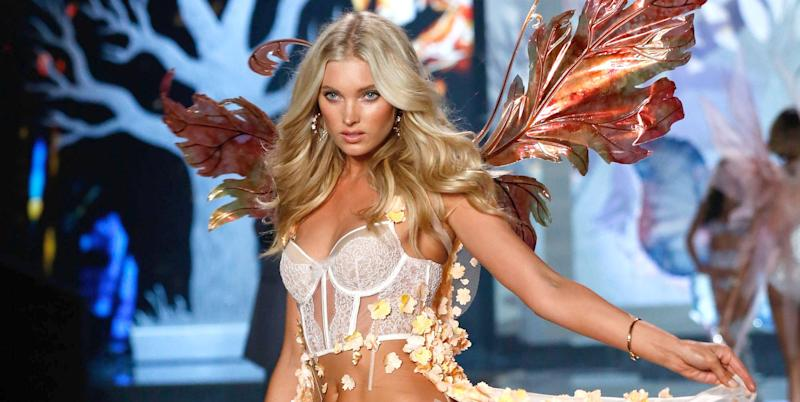 0662338322 Elsa Hosk Will Debut the  1 Million Dollar Fantasy Bra at the ...
