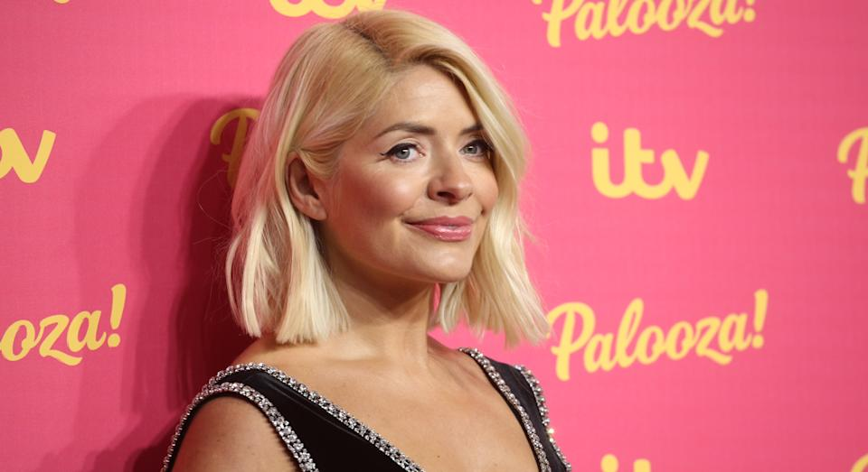 Holly Willoughby is spending a second Mother's Day in a row apart from her mum Linda.