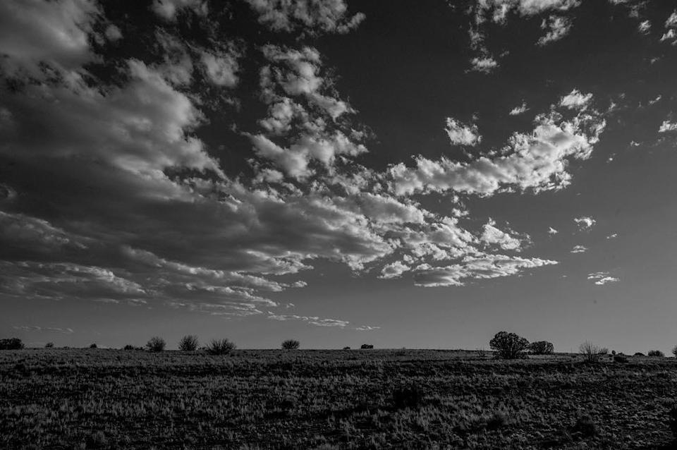 """<p>Director James Mangold shared this black-and-white snapshot of the plains set beneath an imposing sky, captioned """"Open"""" — more evidence of a rough, hardscrabble Western vibe that will define this world-without-mutants tale. (Photo: <a rel=""""nofollow noopener"""" href=""""https://www.instagram.com/p/BMOwJ7hjyl_/"""" target=""""_blank"""" data-ylk=""""slk:wponx/Instagram"""" class=""""link rapid-noclick-resp"""">wponx/Instagram</a>) </p>  <p>Logan</p><p> In 'Logan,' Hugh Jackman's Wolverine has become a weathered desert desperado with a diminished healing factor, but despite his beaten-and-bruised body, director James Mangold's mirror-image photo of the mutant — boasting his usual chiseled muscles — proves the actor's gym-rat preparation for the role hasn't changed. (Photo: <a rel=""""nofollow noopener"""" href=""""https://twitter.com/mang0ld?ref_src=twsrc%5Etfw"""" target=""""_blank"""" data-ylk=""""slk:@mang0ld"""" class=""""link rapid-noclick-resp"""">@mang0ld</a>/Twitter) </p>  <p>Meet X-23</p><p> The caption """"Laura"""" on this Instagram image is a pretty clear sign Dafne Keen's role in 'Logan' is as Laura Kinney, a.k.a X-23, a mutant introduced by Marvel in 2004. When Professor X tells Logan """"She's like you. Very much like you,"""" in the film's trailer, he's hinting at her comic-book origins: She's a female clone of Wolverine, from a re-creation of the Weapon X experiment that gave him his retractable claws and regenerative healing powers. (Photo: <a rel=""""nofollow noopener"""" href=""""https://www.instagram.com/p/BL6JykqDeSC/"""" target=""""_blank"""" data-ylk=""""slk:wponx"""" class=""""link rapid-noclick-resp"""">wponx</a>/Instagram) </p>  <p>Dogtag, You're It</p><p> New Instagram photo of Logan's ID raises a number of questions… (Photo: <a rel=""""nofollow noopener"""" href=""""https://www.instagram.com/p/BL6JykqDeSC/"""" target=""""_blank"""" data-ylk=""""slk:wponx"""" class=""""link rapid-noclick-resp"""">wponx</a>/Instagram) </p>  <p>The New (That Is, Old) Logan</p><p> Scarred and gray, the first official profile shot of Hugh Jackman in """"Logan"""" confirms that this Wolverin"""