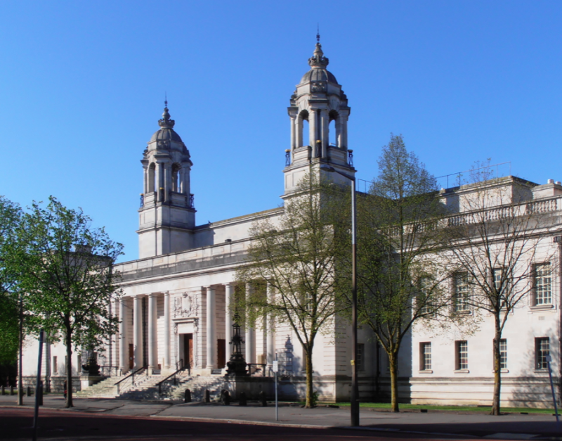 Price was sentenced at Cardiff Crown Court (Wikipedia)