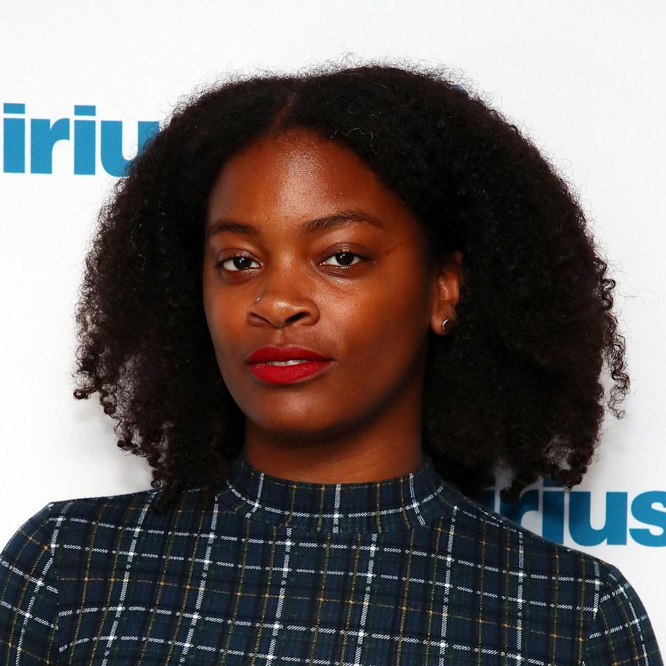 """<p>Singer-songwriter <a href=""""https://www.allure.com/story/ari-lennox-crown-royal-beauty-routine-interview?mbid=synd_yahoo_rss"""" rel=""""nofollow noopener"""" target=""""_blank"""" data-ylk=""""slk:Ari Lennox"""" class=""""link rapid-noclick-resp"""">Ari Lennox</a> has been serving us natural hair inspiration for quite a while now. Though these days she's experimenting a lot more with lace-front wigs, we absolutely <em>love</em> her natural texture too — and this was one of our all-time favorite cuts on her. Here, her coils fall just above her shoulders, striking the right balance with the slight volume in her hair. </p> <p>Sure, it looks like a lob, but as anyone with coils knows, if you straighten out her hair, it would likely reach way past her armpits. Ah, the magic of shrinkage. </p> <p>""""Ari's style is a <a href=""""https://www.allure.com/story/how-to-wash-and-go-hairstyle?mbid=synd_yahoo_rss"""" rel=""""nofollow noopener"""" target=""""_blank"""" data-ylk=""""slk:wash-and-go"""" class=""""link rapid-noclick-resp"""">wash-and-go</a>,"""" says hairstylist <a href=""""https://www.instagram.com/cheryltbergamyhair/?hl=en"""" rel=""""nofollow noopener"""" target=""""_blank"""" data-ylk=""""slk:Cheryl T. Bergamy"""" class=""""link rapid-noclick-resp"""">Cheryl T. Bergamy</a>. """"Using a great conditioner and curl cream is key to this."""" She suggests the <a href=""""https://shop-links.co/1740951166744217305"""" rel=""""nofollow noopener"""" target=""""_blank"""" data-ylk=""""slk:L'Oréal Professionnel Serie Expert Absolut Repair Gold Quinoa + Protein Shampoo"""" class=""""link rapid-noclick-resp"""">L'Oréal Professionnel Serie Expert Absolut Repair Gold Quinoa + Protein Shampoo</a> and <a href=""""https://shop-links.co/1740951347110224394"""" rel=""""nofollow noopener"""" target=""""_blank"""" data-ylk=""""slk:Conditioner"""" class=""""link rapid-noclick-resp"""">Conditioner</a>, followed by a leave-in conditioner. """"These products together add the right amount of moisture needed to curly coily hair, not to mention amazing shine.""""</p>"""