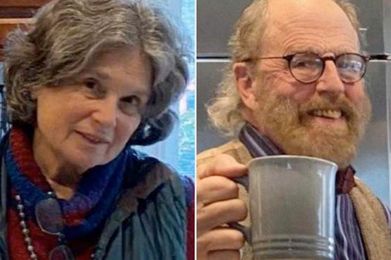 Couple who vanished during California getaway found alive