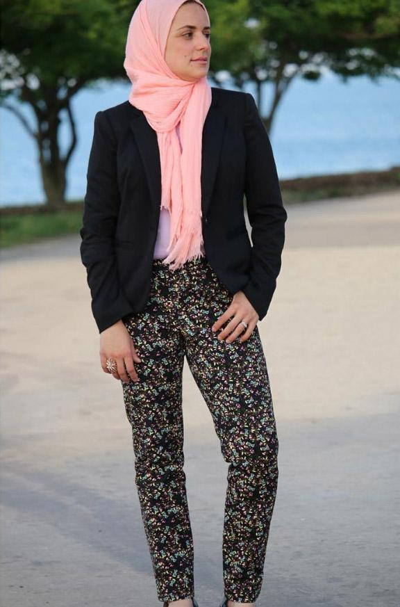 <p>Hijab fashion and lifestyle blog Hijabtrendz is run by anchor and reporter Sobh [Photo: Instagram/hijabtrendz] </p>