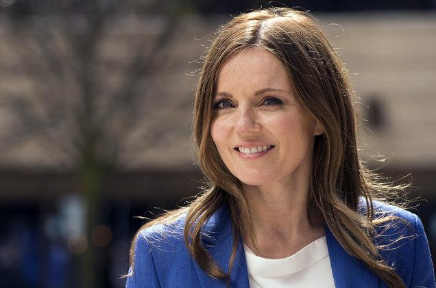 Geri Horner Announces New Single In Memory Of George Michael