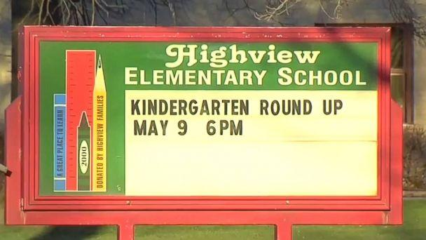 PHOTO: The Highview Elementary School in Dearborn Heights, Michigan, where a student claims a teacher taped his mouth shut. (WXYZ)
