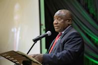 Ramaphosa, a former trade union leader who became a successful businessman in post-apartheid South Africa, took over from Zuma in 2018