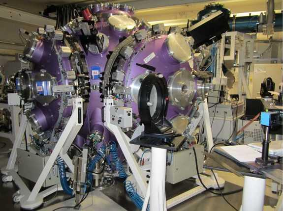 Nuclear Fusion: Laser-Beam Experiment Yields Exciting Results