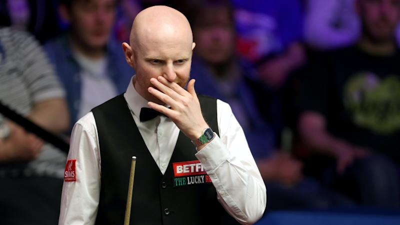 Crucible controversy as Anthony McGill confronts opponent Jamie Clarke