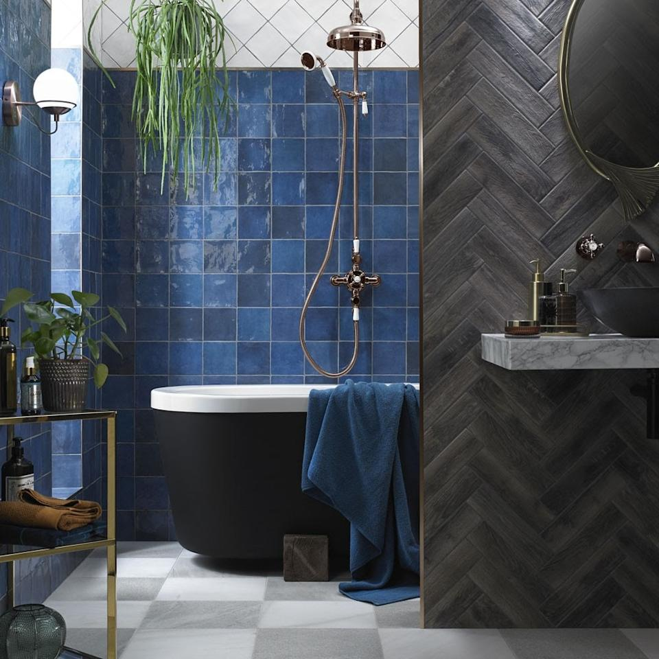 Vernice Tile Collection by Walls and Floors