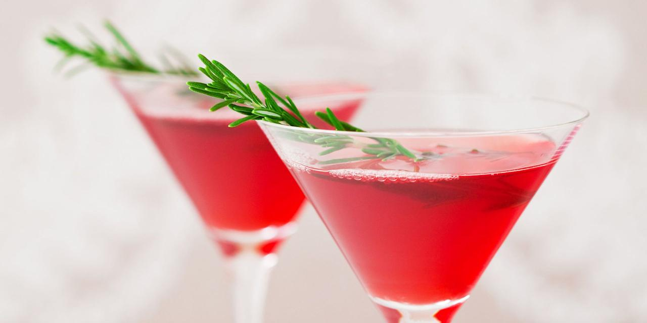 <p>Just wait until you taste how good cranberry sauce is in a cocktail.</p>
