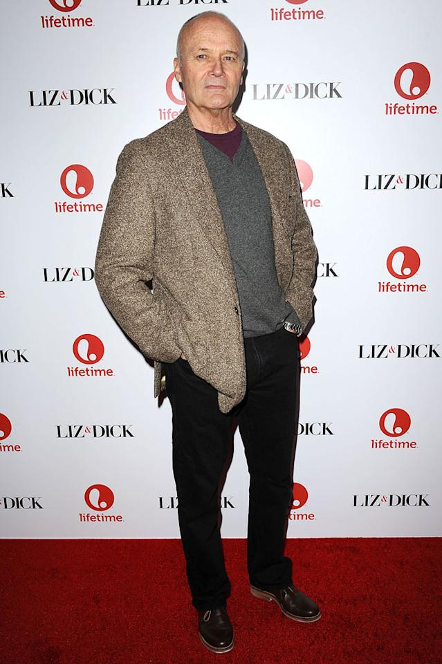 "Creed Bratton attends the premiere of Lifetime's ""Liz & Dick"" at the Beverly Hills Hotel on November 20, 2012 in Beverly Hills, California."