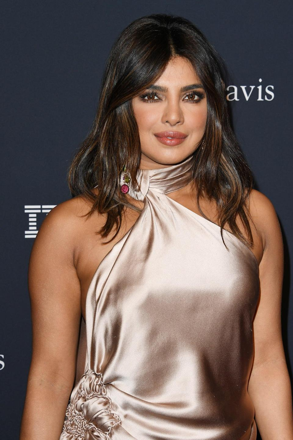 "<p>Priyanka Chopra revealed in her memoir that she received a botched polypectomy early on in her career when her surgeon accidentally shaved the bridge of her nose while trying to remove the tissue.</p> <p>""My original nose was gone. My face looked completely different. I wasn't me anymore,"" she wrote. Chopra has since had several more surgeries to restore her original nose, though she admitted that she's gotten ""accustomed"" to her face. ""Now when I look in the mirror, I am no longer surprised,"" she wrote. ""I've made peace with this slightly different me.""</p>"
