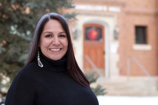 Stephanie Scott is executive director of the National Centre for Truth and Reconciliation. (University of Manitoba - image credit)