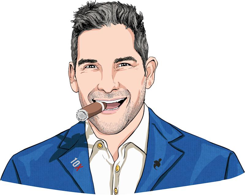 Grant Cardone, courtesy of The Oracles