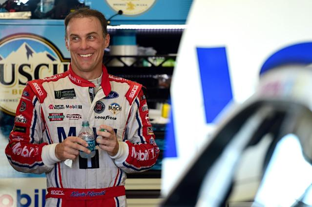 Kevin Harvick is a very likely member of NASCAR's playoffs in 2017. (Getty)