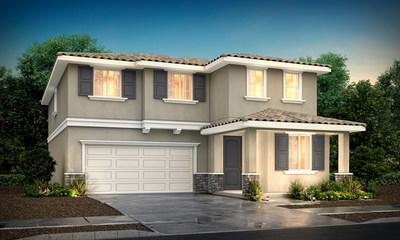 Two-story floor plan by Century Communities, available at Mesa Verde in Moreno Valley, CA