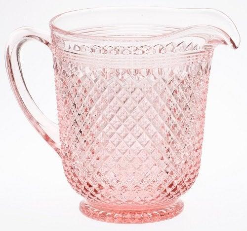 <p>Serve guests with this gorgeous <span>Mosser Glass Pitcher</span> ($53).</p>