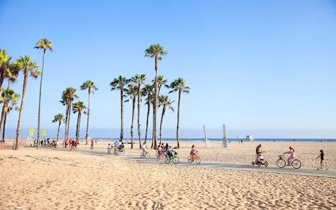 But visitors to LA are suffering as a result - Credit: GETTY