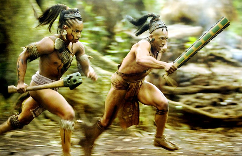"""<a href=""""http://movies.yahoo.com/movie/1809249345/info"""">Apocalypto</a>  This one movie has given entire Anthropology departments migraines. Sure the Maya did have the odd human sacrifice but not to Kulkulkan, the Sun God, and only high-ranking captives taken in battle were killed. The conquistadors arriving at the end of the film made for unlikely saviors: an estimated 90% of indigenous American population was killed by smallpox from their infected livestock."""