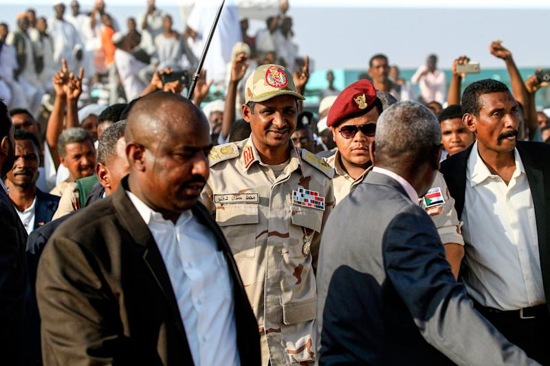 The Fight to Save Sudan from the Counterrevolution