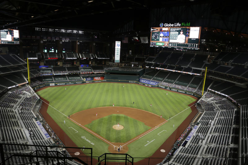MLB allowing limited number of fans to attend 2020 NLCS, World Series