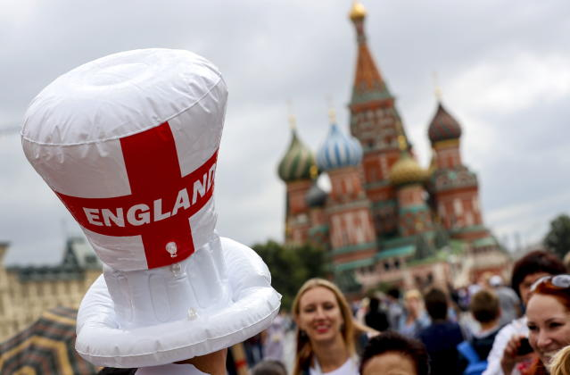 <p>Hats off to Southgate's team in Russia. </p>