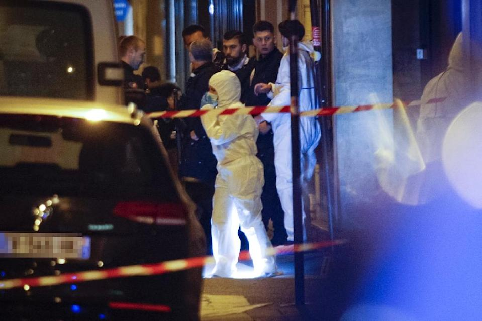 Members of the Chechen population in France said they were left in shock following Saturday's attack in Paris (AFP Photo/GEOFFROY VAN DER HASSELT)