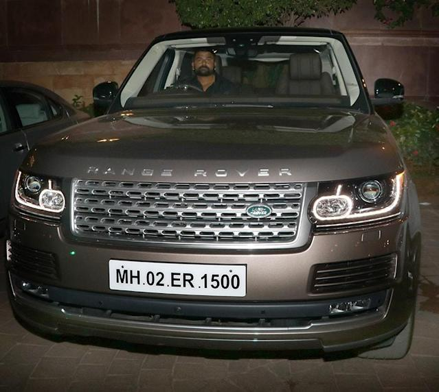Allu Arjun adds a Swanky New Car Worth Rs 2 33 Cr to His