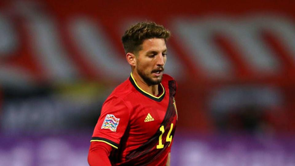 Dries Mertens | Dean Mouhtaropoulos/Getty Images