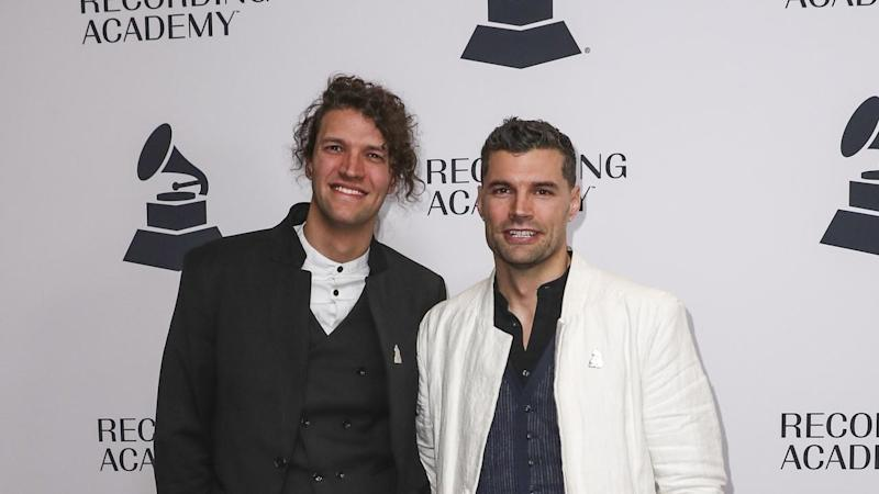 Luke and Joel Smallbone from the Christian pop band King and Country have won two Grammys