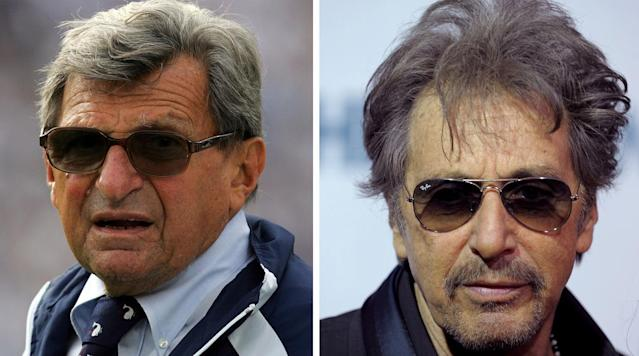 "<p><em>Paterno, </em>a biopic of former Penn State coach Joe Paterno, will debut on HBO this spring with Academy Award-winning actor Al Pacino portraying the title character.</p><p>Paterno spent 46 years as Penn State's head coach and amassed 409 wins, the highest win total in NCAA FBS history. But his career ended ignominiously, as he was dismissed from the university for his failure to deal with the Jerry Sandusky child sex scandal properly. </p><p>The film, which was shot last summer, will apparently focus on the aftermath of that scandal. Here is the official tagline, which was released by HBO last summer.</p><p>""After becoming the winningest coach in college football history, Joe Paterno is embroiled in Penn State's Jerry Sandusky sexual abuse scandal, challenging his legacy and forcing him to face questions of institutional failure on behalf of the victims.""</p><p>The film is directed by Barry Levinson, who won the Academy Award for Best Director for his work on <em>Rain Man. </em>Levinson also directed <em>The Natural, </em>a classic baseball movie, as well as <em>Wizard of Lies, </em>HBO's biopic of Bernie Madoff. </p><p>Paterno died of complications from lung cancer just two months after he was fired. He was 85. </p>"