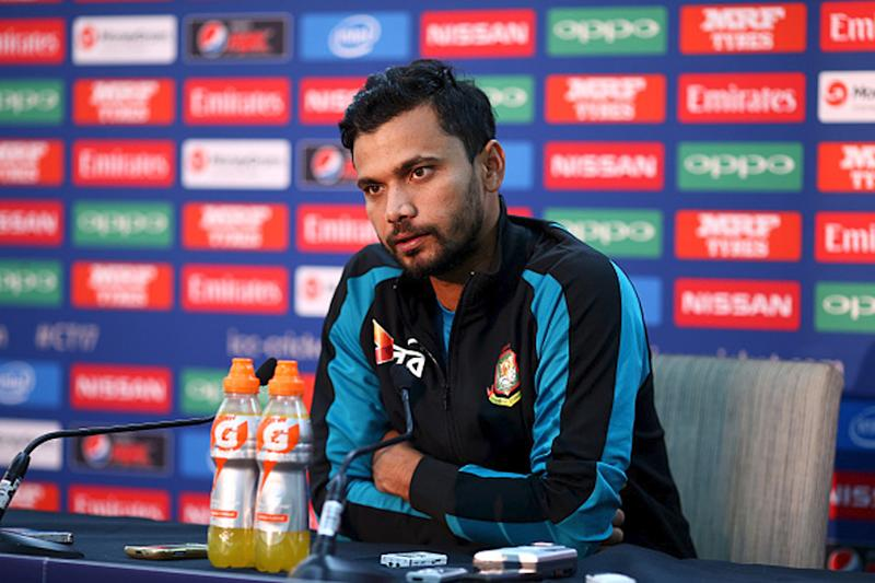 Mashrafe Mortaza: ICC Ranking, Career Info, Stats and Form Guide as on June 8