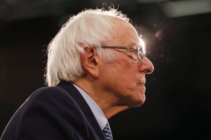 Bernie Sanders to online trolls: Stop 'ugly personal attacks'