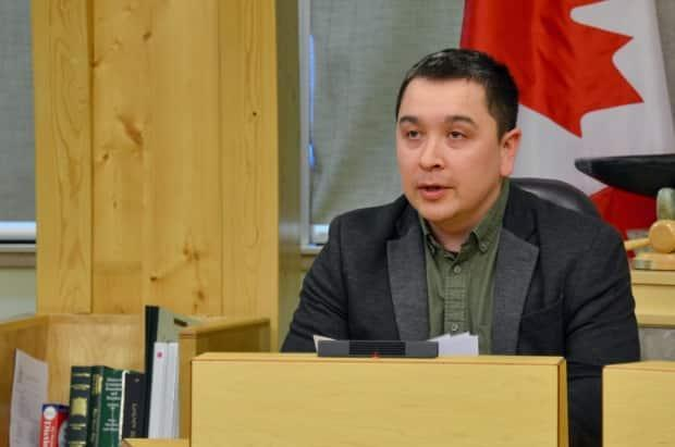 Education Minister David Joanasie says he doesn't expect graduation rates to be affected by the lockdowns in Arviat and Iqaluit.